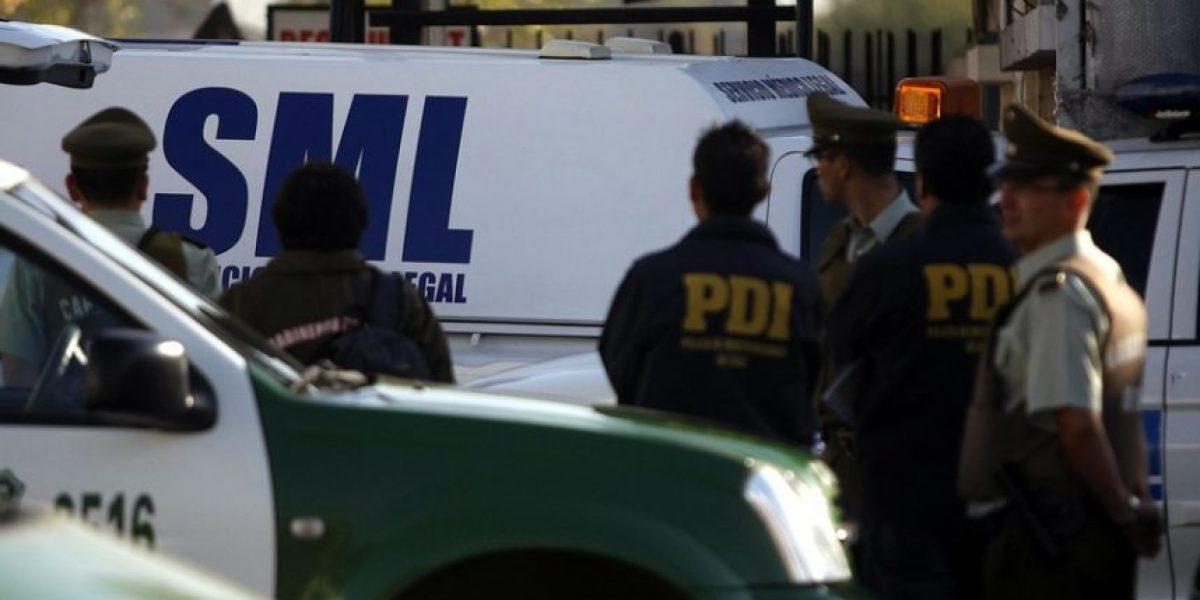 Ex suboficial de Carabineros se suicidó en cuartel de la PDI
