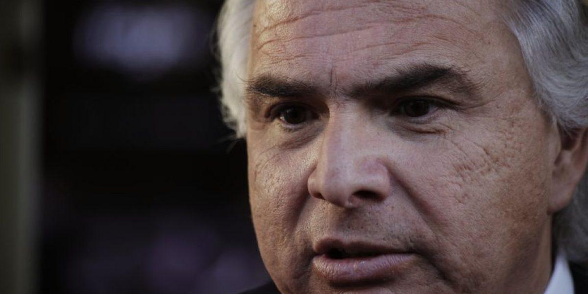Andrés Chadwick afirmó que inversión en mantención del Metro subió 23% en gobierno de Piñera