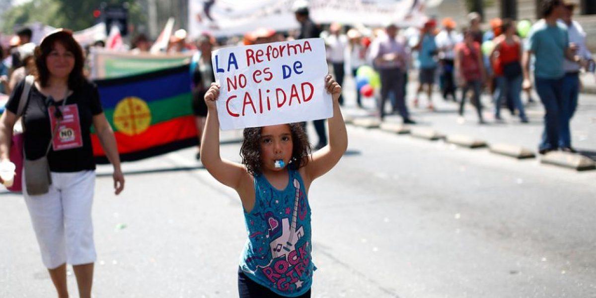 """La interpelación """"desde la calle"""" que prepara la Alianza contra el ministro Eyzaguirre"""
