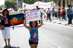 La diputada de la UDI, María José Hoffman, será la encargada de interpelar al ministro Eyzaguirre. Foto:Agencia UNO. Imagen Por: