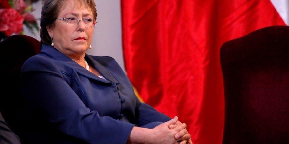 """Bachelet tras falla del Metro: """"Es evidente que esto requiere una intervención profunda"""""""