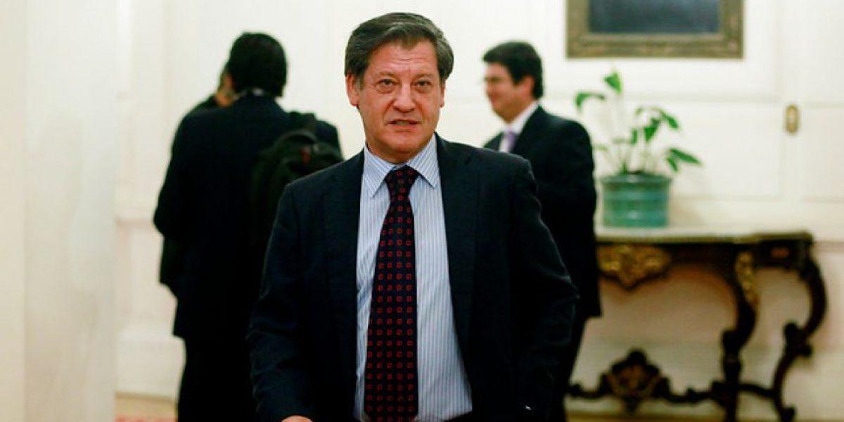 La DC se margina de reunión de la Nueva Mayoría con ministro de Transportes y Lorenzini pide su renuncia