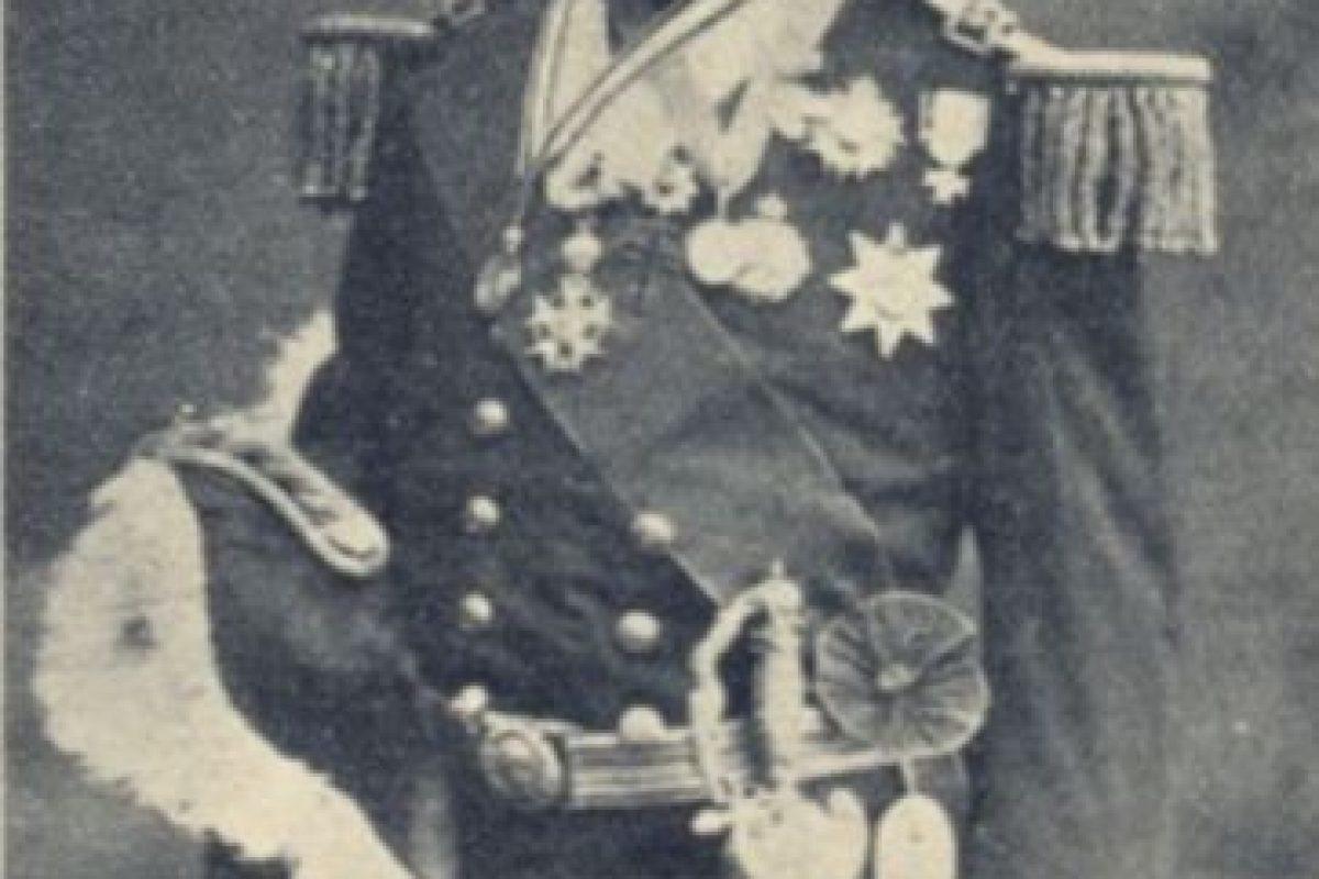 Francisco Manuel Barroso Foto:Enciclopédia pela imagem: A Guerra do Paraguai. Imagen Por: