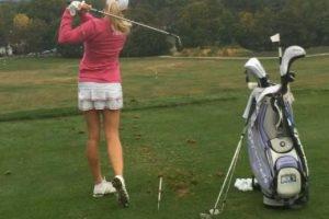 Golfista estadounidense Foto:Twitter: @@natalie_gulbis. Imagen Por: