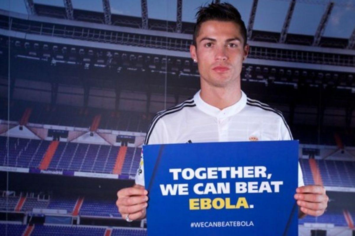 Cristiano Ronaldo, futbolista portugués del Real Madrid. Foto:FIFA. Imagen Por: