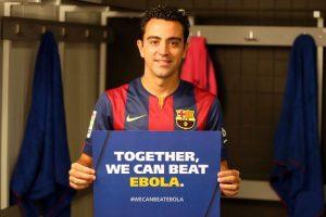 Xavi Hernández, futbolista español del Barcelona. Foto:FC Barcelona. Imagen Por: