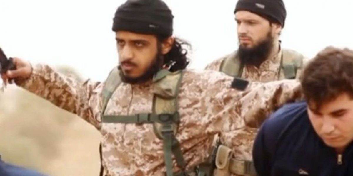 Según expertos, el nuevo y brutal video del Estado Islámico demuestra su