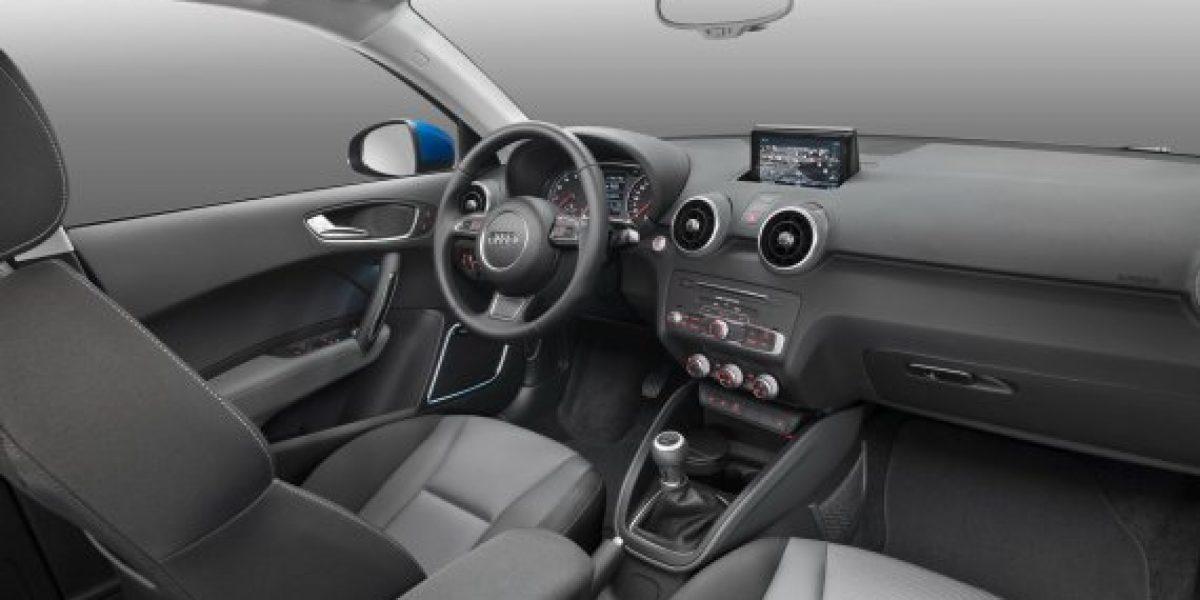 FOTOS:El Audi A1 mostró su facelift