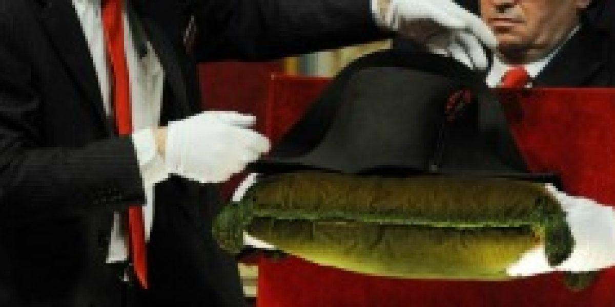Sombrero de Napoleón fue subastado en millonario precio