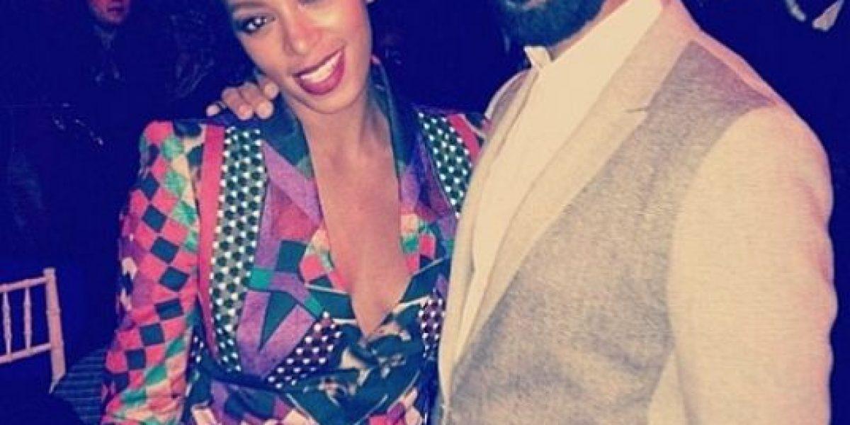 FOTO: ¿Qué le pasó en la cara a la hermana de Beyoncé después de su boda?