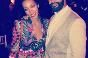 Solange Knowles y Alan Ferguson Foto:Instagram @solangeinspired. Imagen Por: