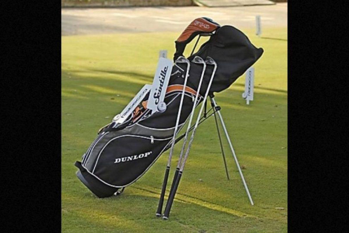 11. En un campo de golf Foto:Flickr. Imagen Por: