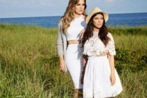 ¿Vivir en los Hamptons? Solo las Kardashians. Foto:Instagram/Kim Kardashian. Imagen Por:
