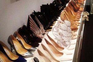 Tu pequeña colección de zapatos. Foto:Instagram/Kim Kardashian. Imagen Por: