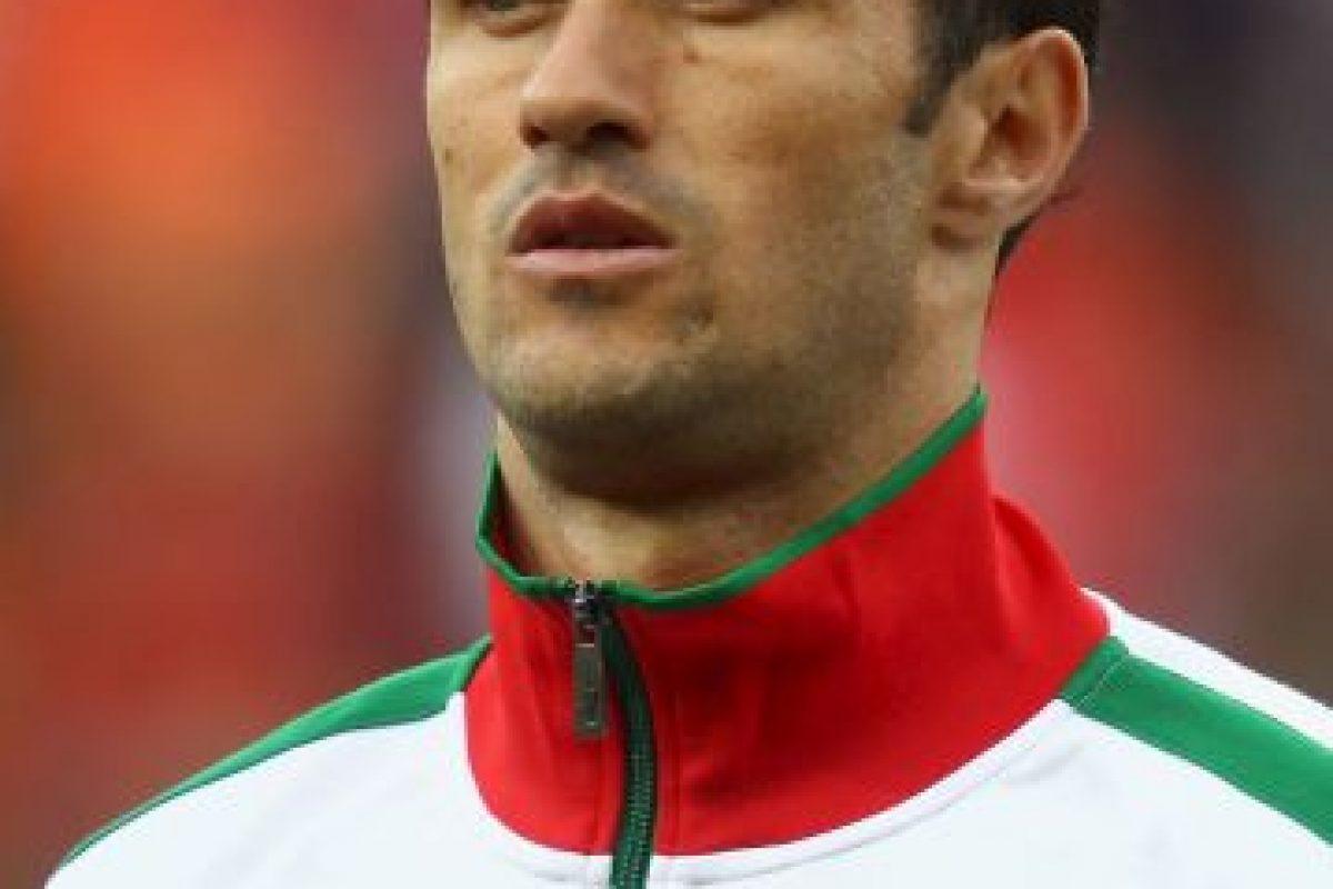 Ricardo Carvalho (Portugal) Foto:Getty Images. Imagen Por: