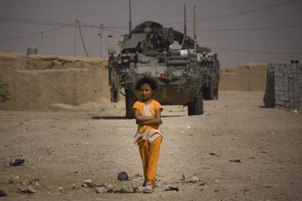 Irak Foto:Getty Images. Imagen Por: