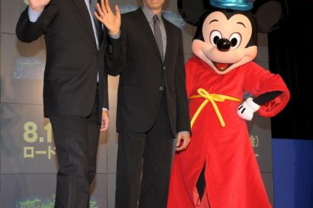 Nicolas Cage y Jerry Bruckheimer Foto:Getty Images. Imagen Por: