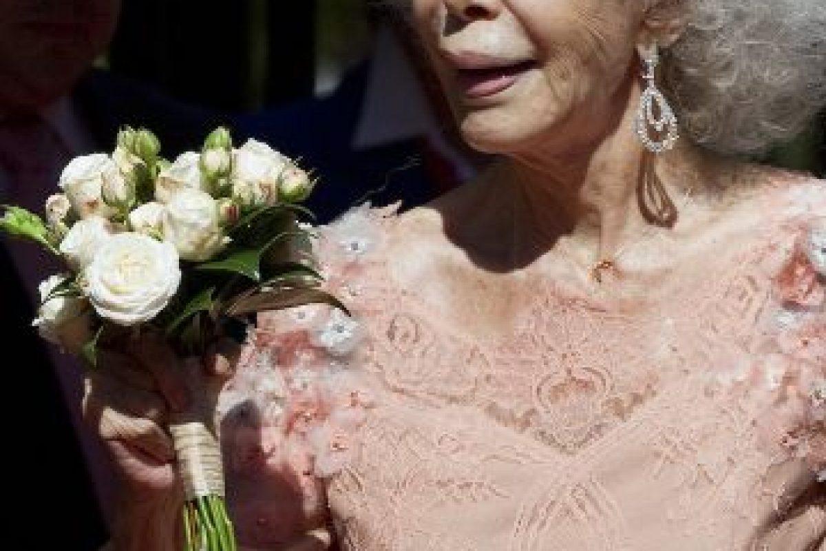 Fue hospitalizada el domingo. Foto:Getty. Imagen Por: