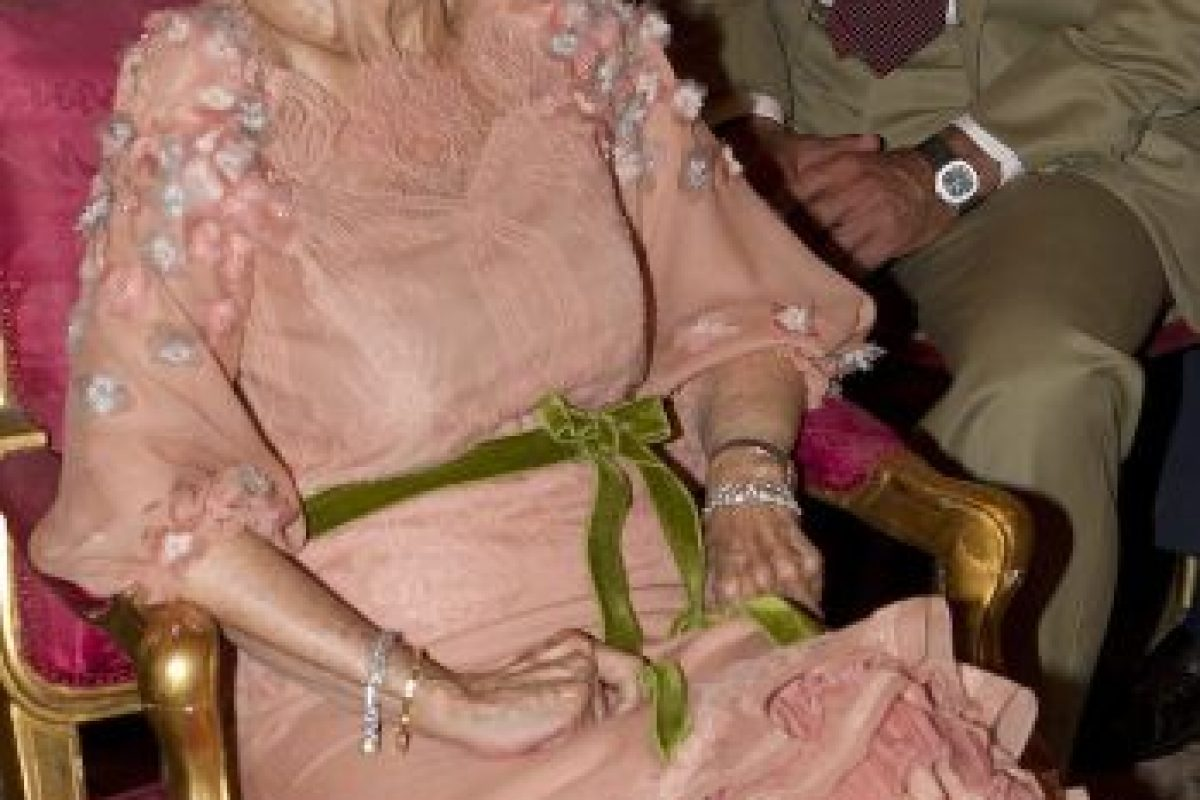 Se conocieron cuando la duquesa tenía 48 años y Alfonso Díez Carabantes solo tenía 24 años. Foto:Getty. Imagen Por:
