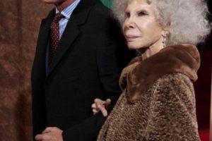 Debido a que él es 25 años más joven que la duquesa. Foto:Getty. Imagen Por: