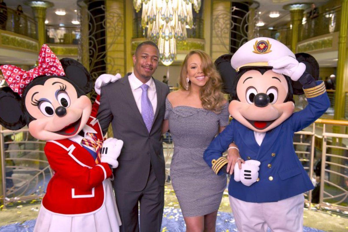 Mariah Carey y Nick Cannon Foto:Getty Images. Imagen Por:
