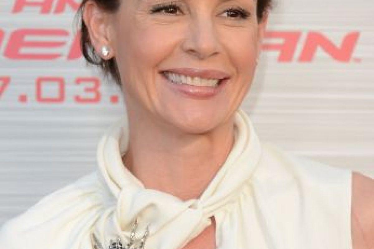 """Embeth apareció en la primera parte de """"Bridget Jones"""" Foto:Getty Images. Imagen Por:"""