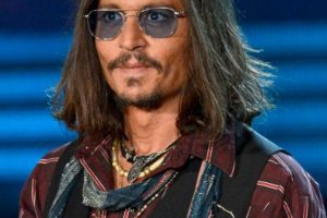 Johnny Depp está muy lejos de ser el símbolo sexual que era en los 90 Foto:Getty Images. Imagen Por: