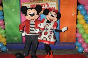 Minnie Mouse Foto:Getty Images. Imagen Por: