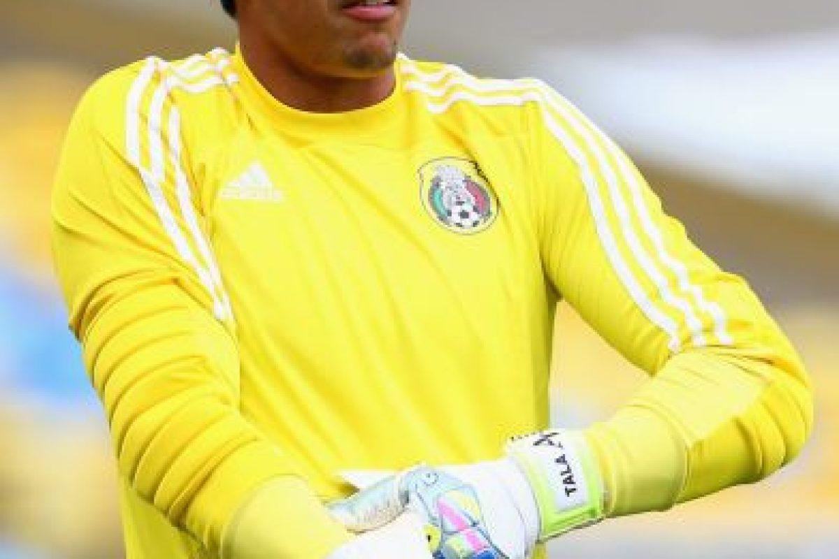 Alfredo Talavera (Toluca) Foto:Getty Images. Imagen Por: