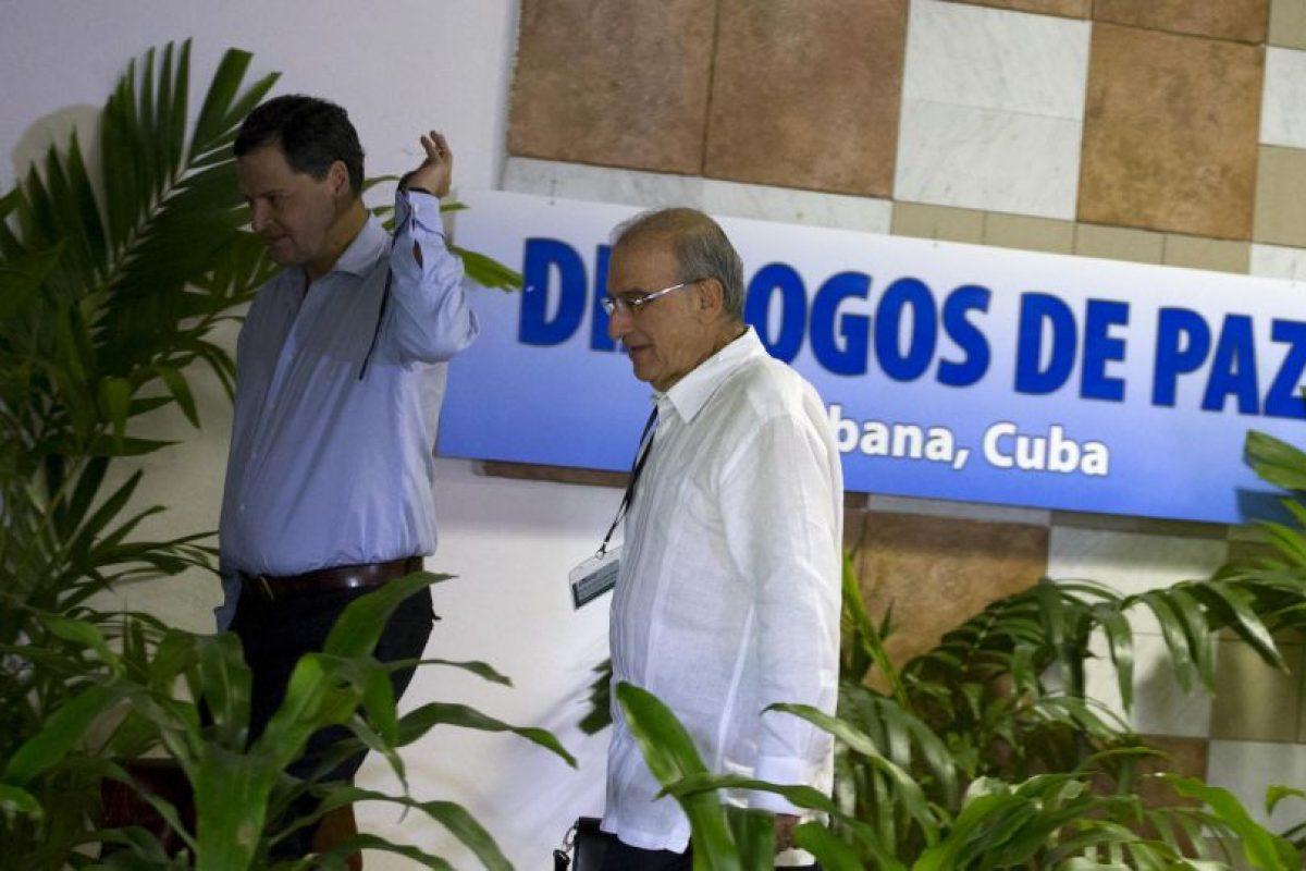 Las pláticas se aplazaron sin dar fecha de reinicio. Foto:AP. Imagen Por: