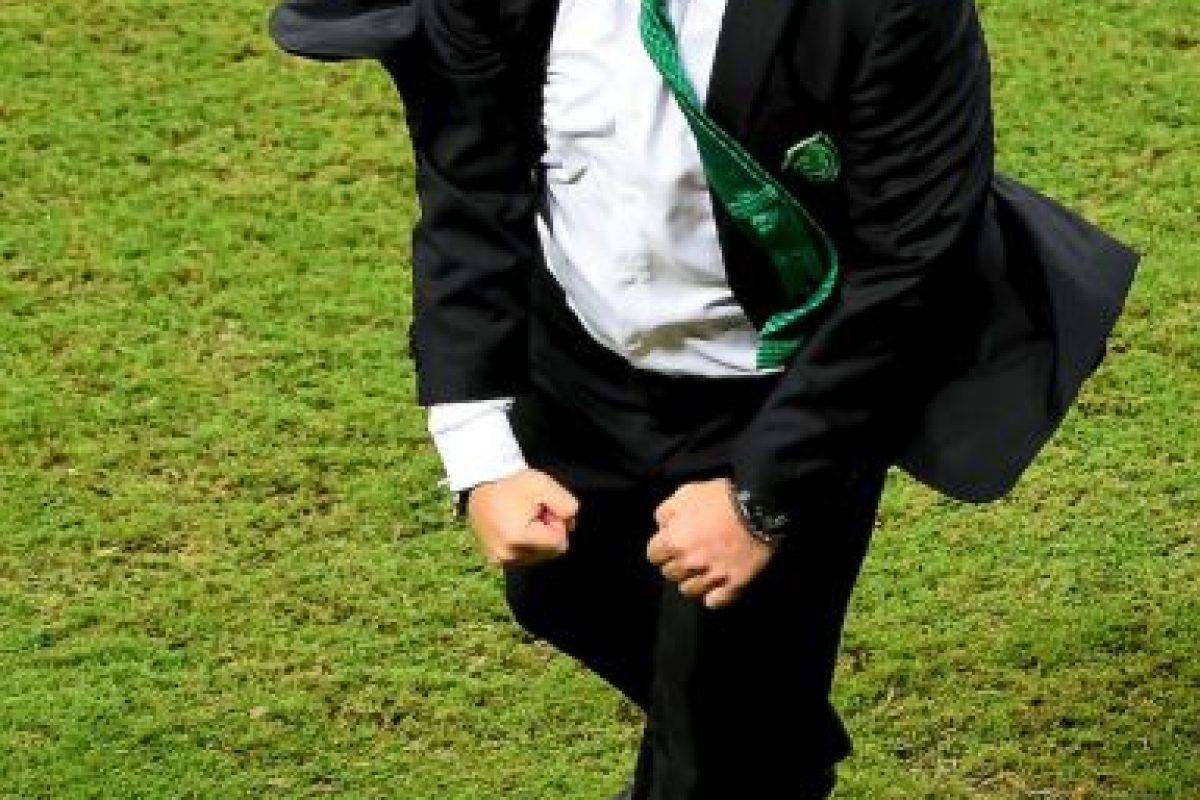 Miguel Herrera, director técnico de la Selección mexicana. Foto:Getty Images. Imagen Por: