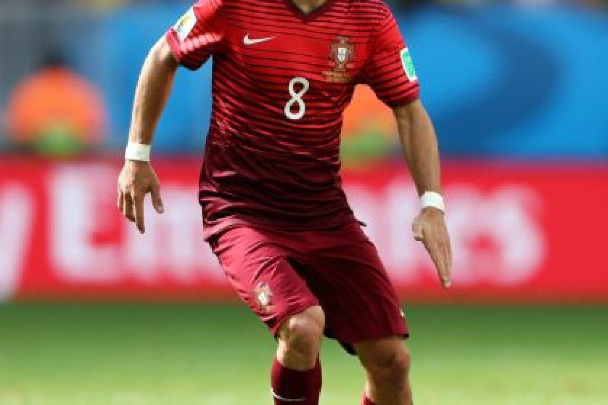 Joao Moutinho (Portugal) Foto:Getty Images. Imagen Por: