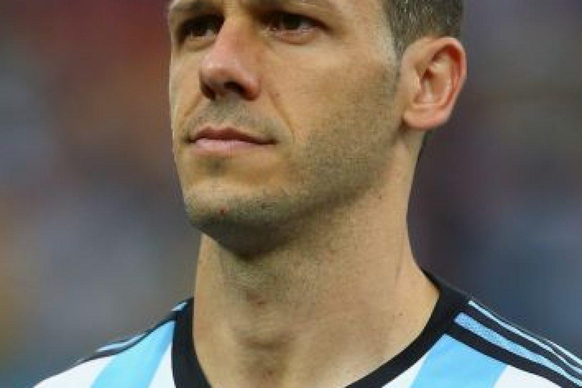 Martín Demichelis (Argentina) Foto:Getty Images. Imagen Por: