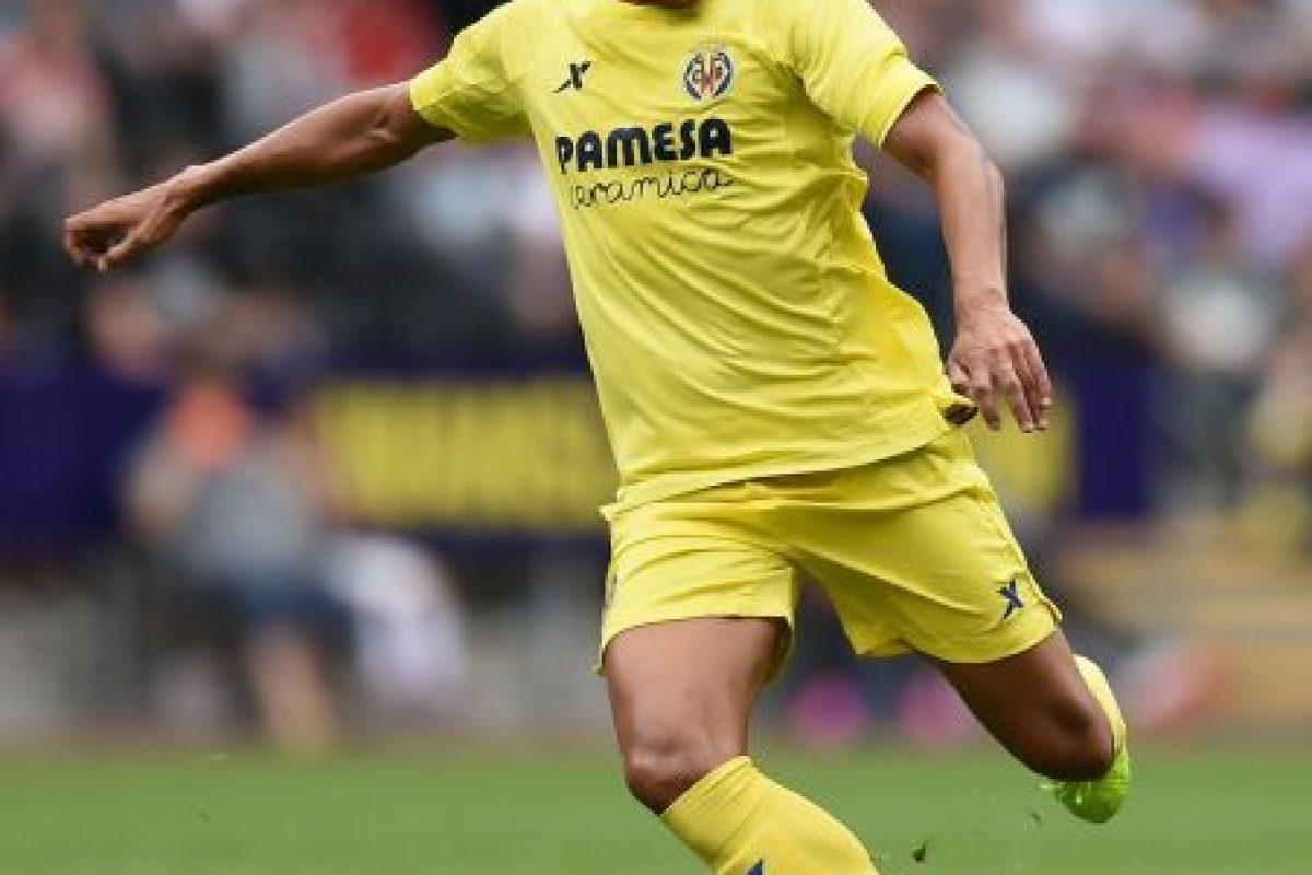 Jonathan Dos Santos (Villareal) Foto:Getty Images. Imagen Por: