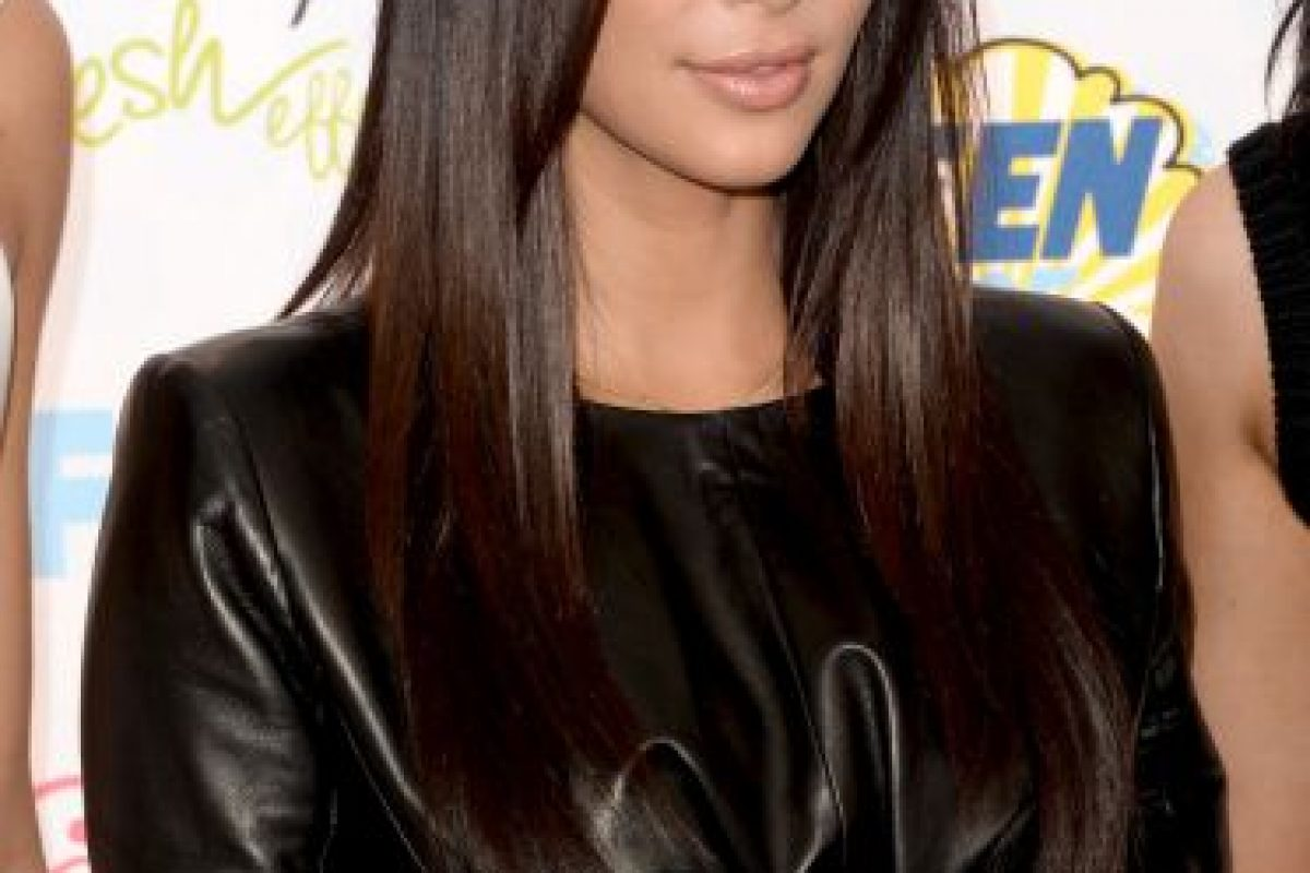 "Es conocida por el programa ""Keeping Up with the Kardashians"" Foto: Getty Images. Imagen Por:"