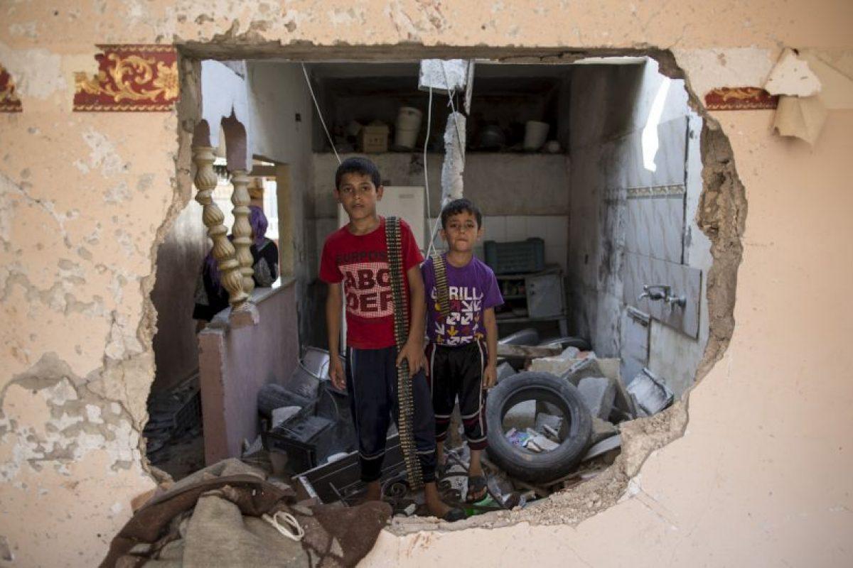 Palestina Foto:Getty Images. Imagen Por: