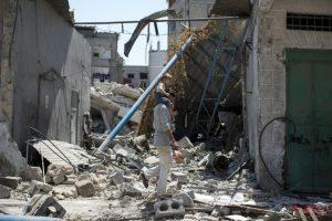 Franja de Gaza Foto:Getty Images. Imagen Por: