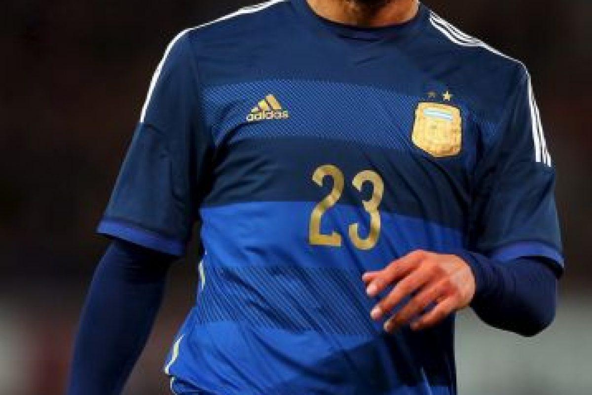 Carlos Tévez (Argentina) Foto:Getty Images. Imagen Por: