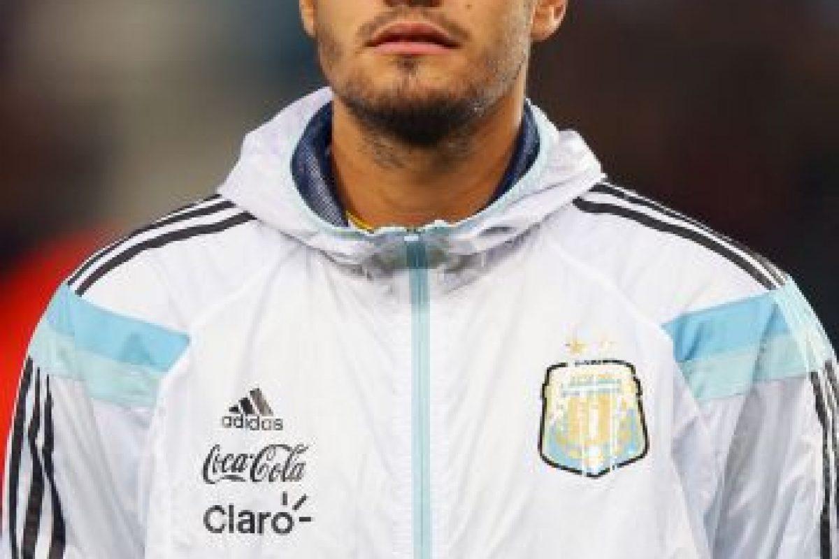 Sergio Romero (Argentina) Foto:Getty Images. Imagen Por: