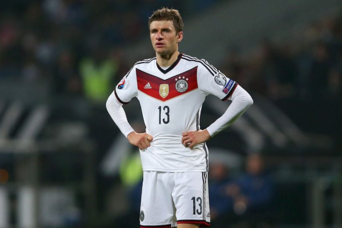 Thomas Müller (Alemania) Foto: Getty Images. Imagen Por: