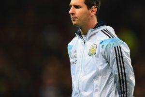 Messi con rostro serio. Foto:Getty Images. Imagen Por: