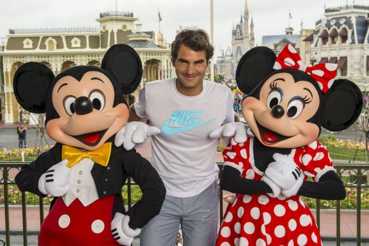 Roger Federer Foto:Getty Images. Imagen Por: