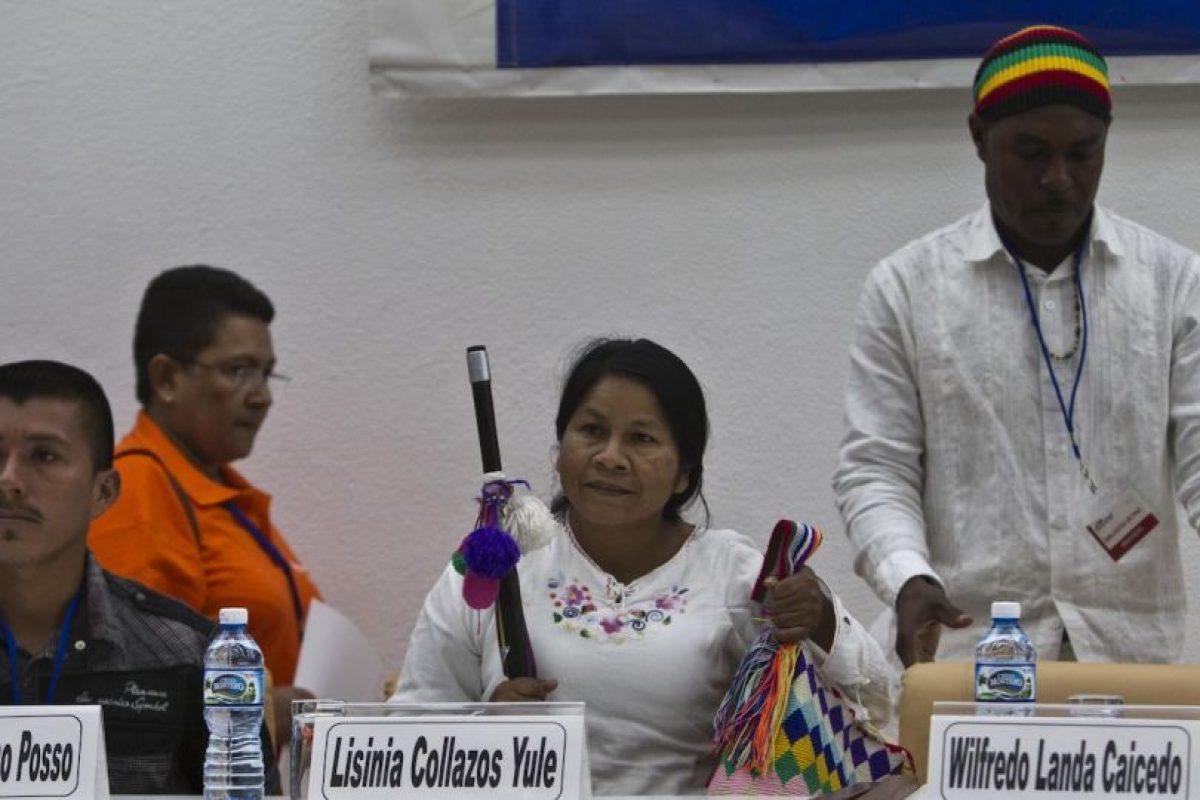 En Cuba, los negociadores se quedaron esperando a los demás integrantes del proceso. Foto:AP. Imagen Por: