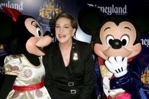 Julie Andrews Foto:Getty Images. Imagen Por: