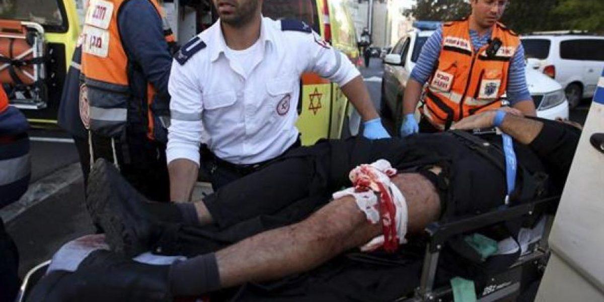 Galería: Lamentables imágenes deja el tiroteo en una sinagoga de Jerusalén