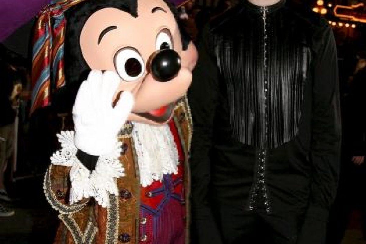 Marilyn Manson Foto:Getty Images. Imagen Por: