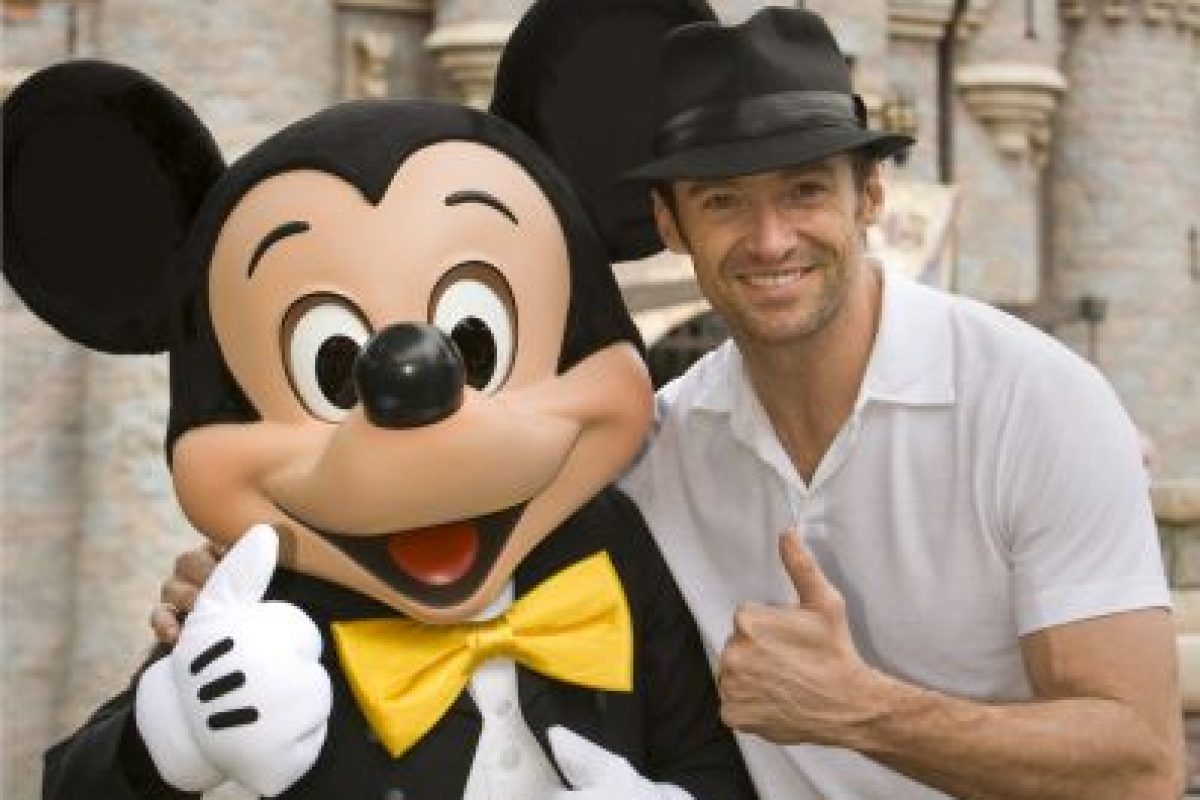 Hugh Jackman Foto:Getty Images. Imagen Por: