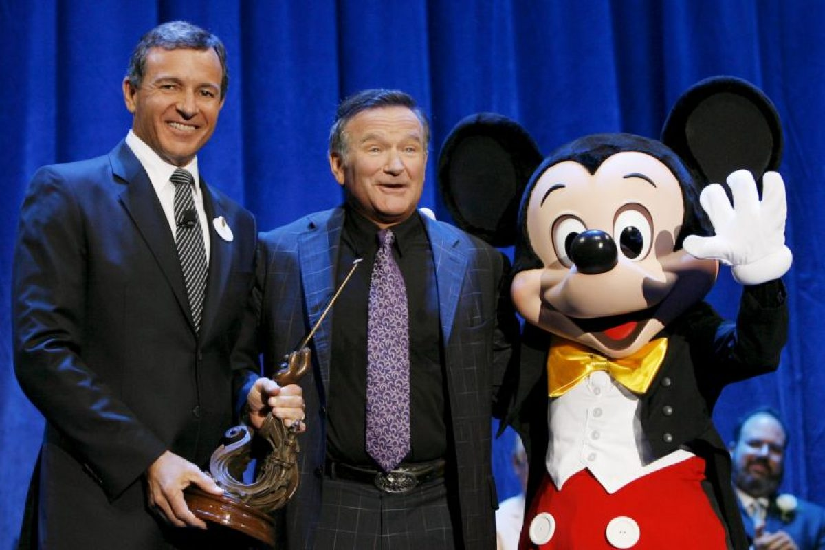 Robin Williams Foto:Getty Images. Imagen Por: