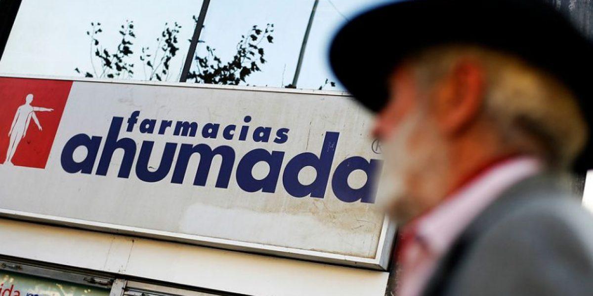 Condenan a Farmacias Ahumadas a pagar más de $600 millones por infracción a Ley del Consumidor