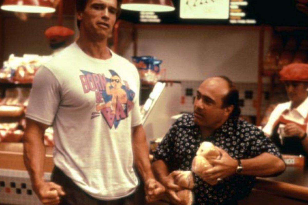 """En 1988 trabajó junto a Arnold Schwarzenegger en el filme """"Twins"""" Foto:Facebook/Twins. Imagen Por:"""